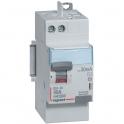 Interrupteur bipolaire DX³ ID - Type AC - 40 A - 2 modules - Connexio vis / vis - Arrivée haut / départ haut - Legrand