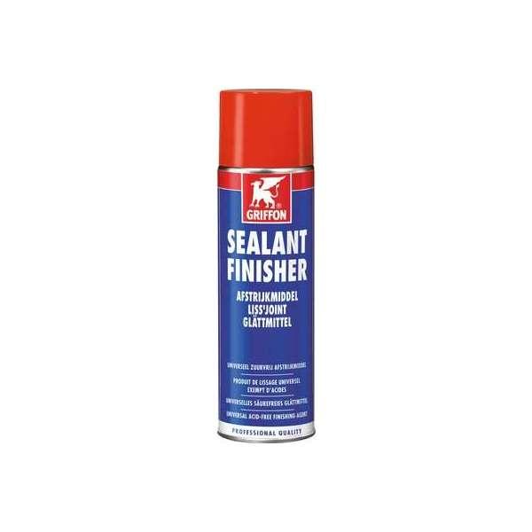 Produit de lissage joint silicone Finish - Aérosol de 400 ml - GRIFFON
