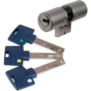 Cylindre rond inox - 33 x 33 mm - Interactive + - Mul-T-lock