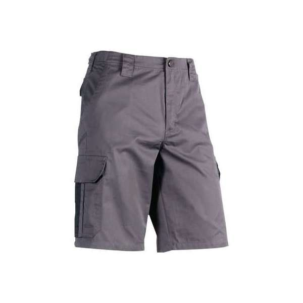 Short de travail gris / noir Tyrus - Taille 44 - Herock