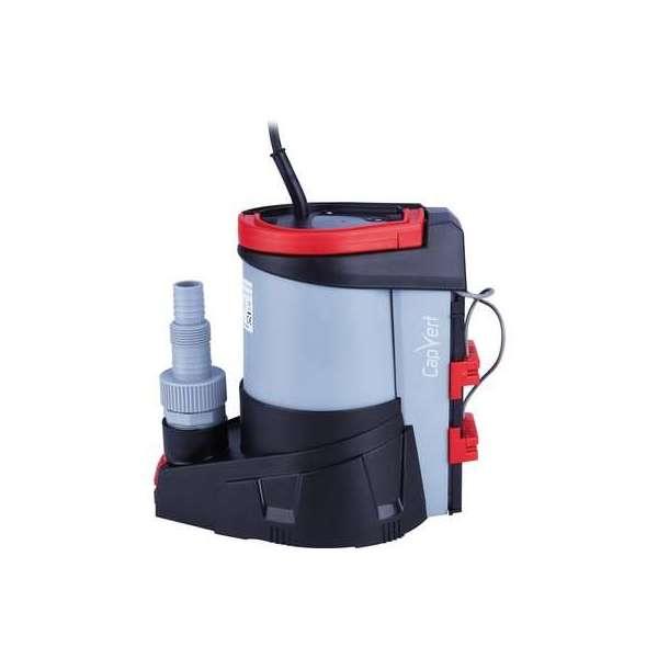 Pompe vide cave eau claire Switch 550 - Débit 10 m³/h - Puissance 550 W - Cap Vert