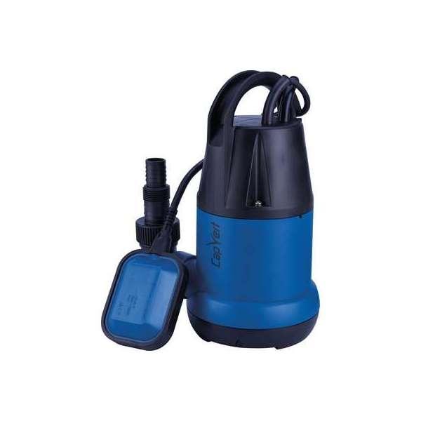 Pompe vide cave eau claire 250CW - Débit 6 m³/h - Puissance 250 W - Cap Vert