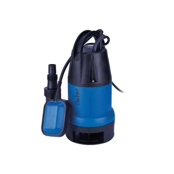 Pompe vide cave eau chargée 400DW - Débit 8 m³/h - Puissance 400 W - Cap Vert