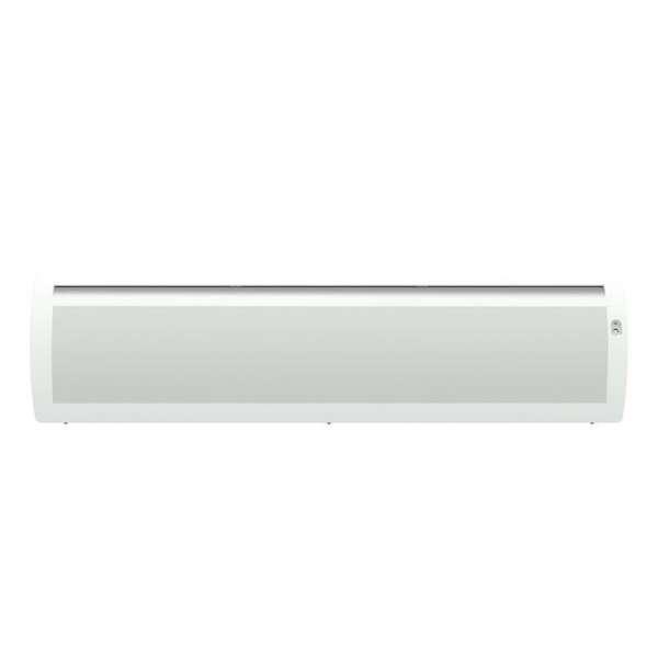Radiateur électrique - panneau rayonnant - Plinthe - AUREA Smart ECOcontrol® - 500 W - Noirot